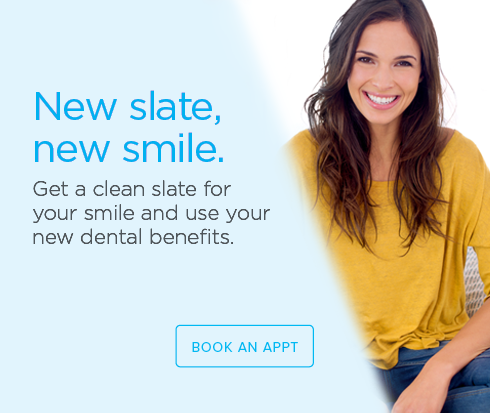 Spring Hill Modern Dentistry - New Year, New Dental Benefits